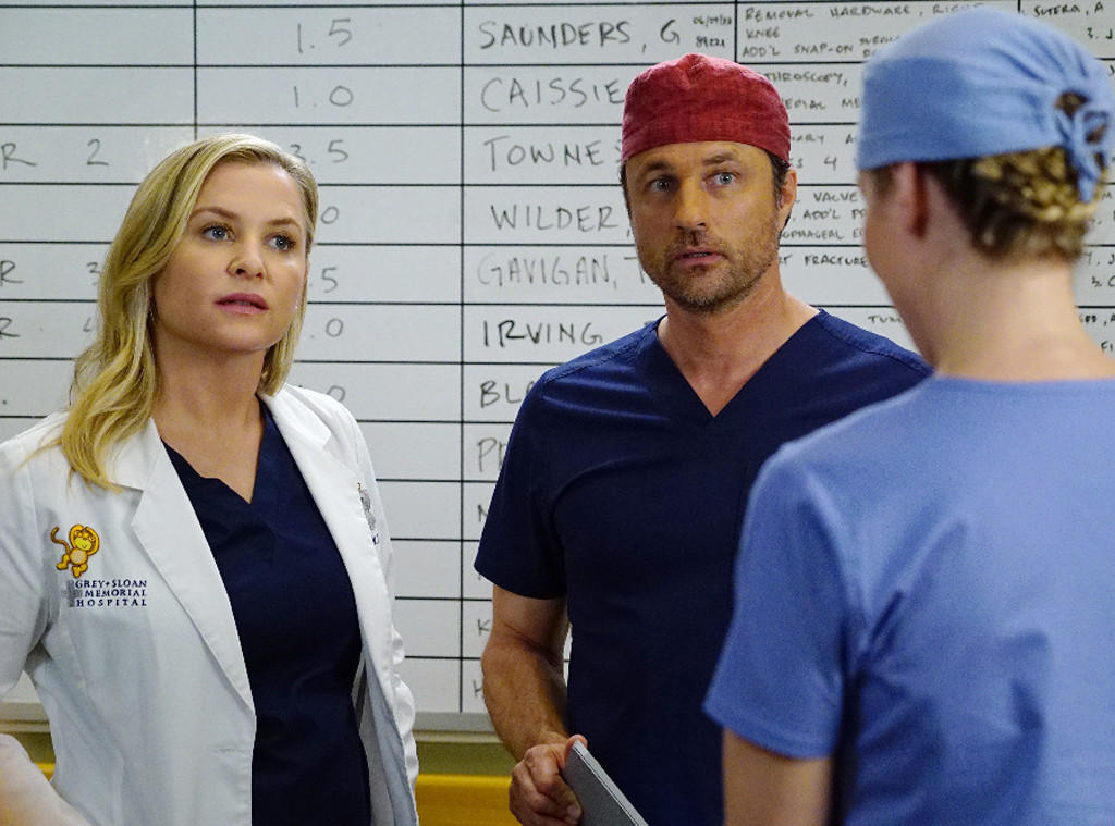 Grey\'s Anatomy Just Introduced Arizona\'s New Love Interest and We\'re ...