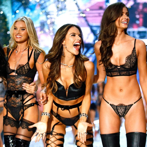 shows lingerie fashion See through
