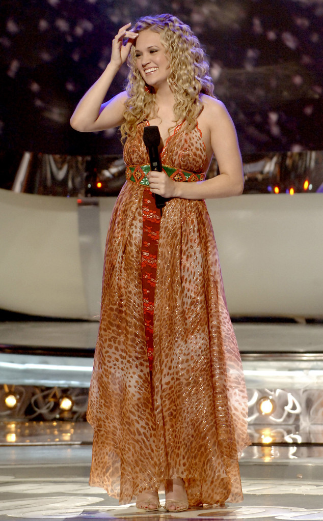 Carrie Underwood, American Idol, Season 4, 2005