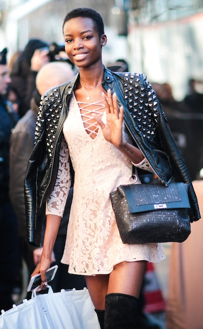 ESC key: VS, Street Style, Maria Borges,