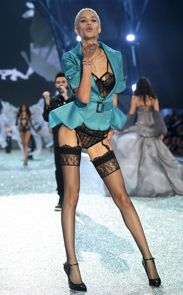 Jourdana Phillips, 2016 Victoria's Secret Fashion Show