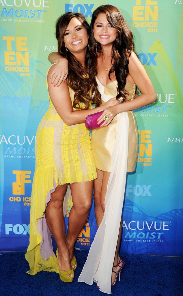 Teen Choice Awards, Selena Gomez, Demi Lovato