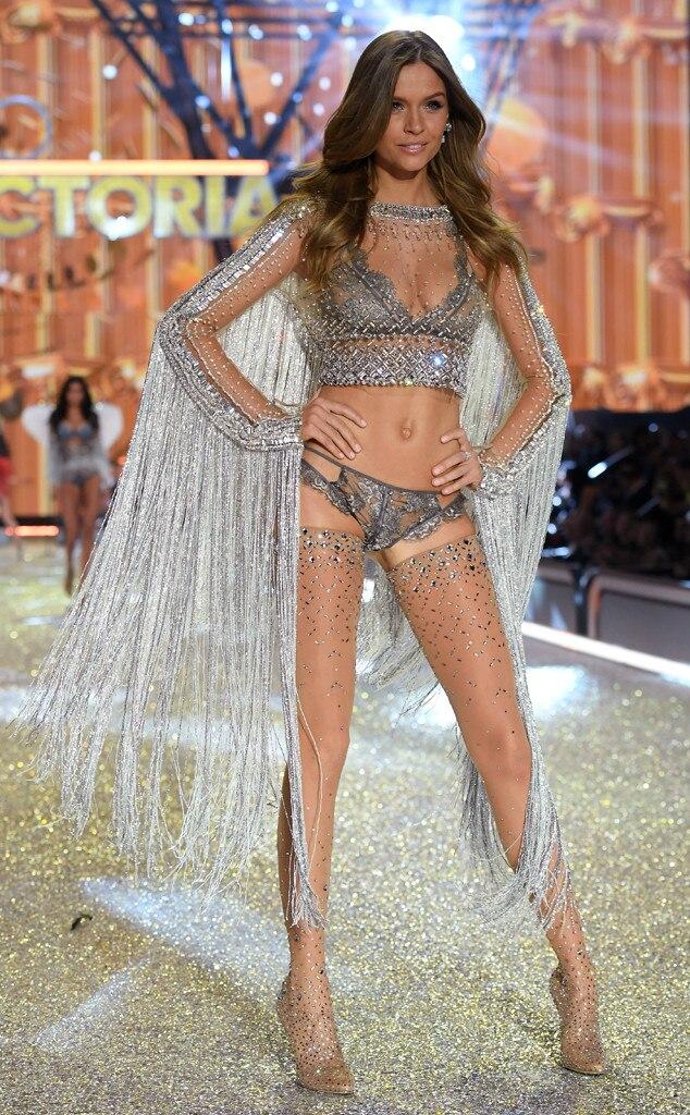 Josephine Skriver from 2016 Victoria's Secret Fashion Show | E! News