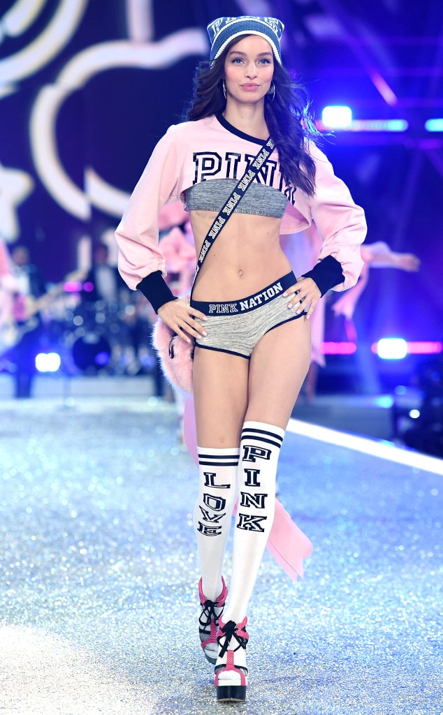 Luma Grothe from 2016 Victoria's Secret Fashion Show | E! News