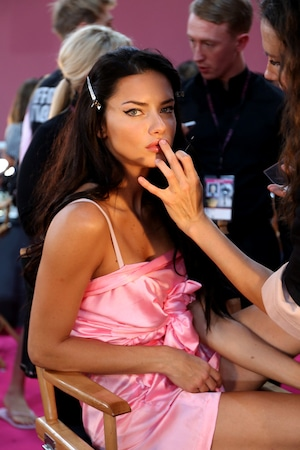 Adriana Lima, Victoria Secret Fashion Show 2016, Behind the Scenes