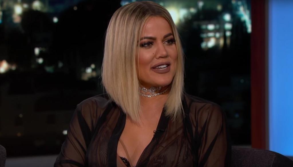 Khloe Kardashian, Jimmy Kimmel Live