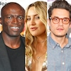 Kate Hudson, Seal, John Mayer