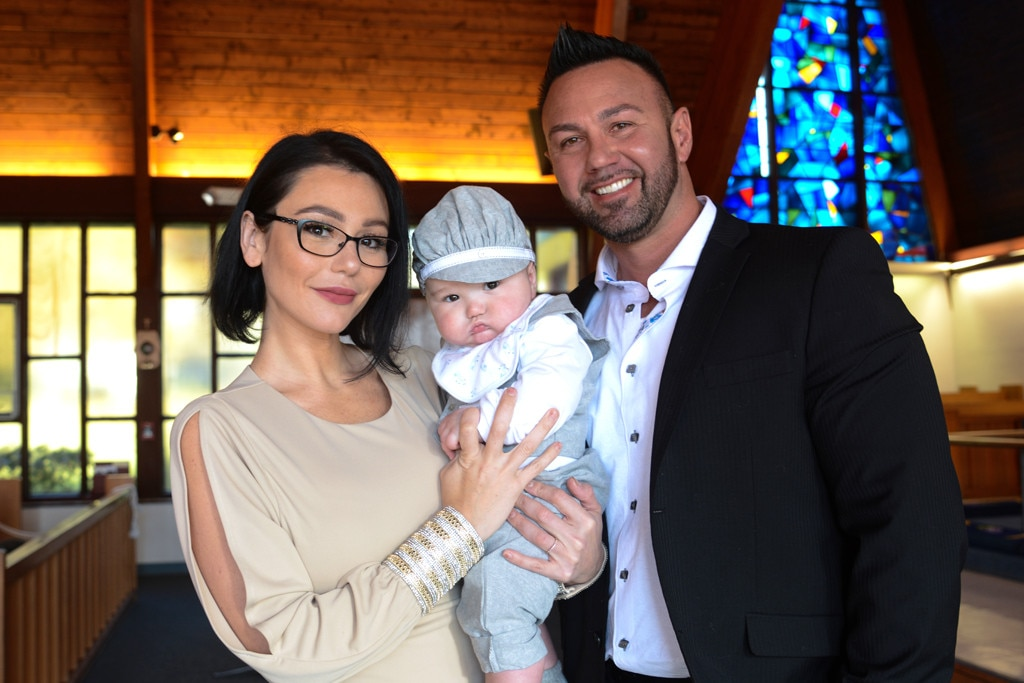 JWoww Farley From 'Jersey Shore' Splitting Up With Husband Roger Mathews
