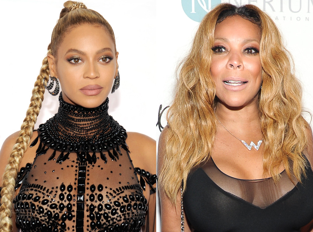 Wendy Williams, Beyonce