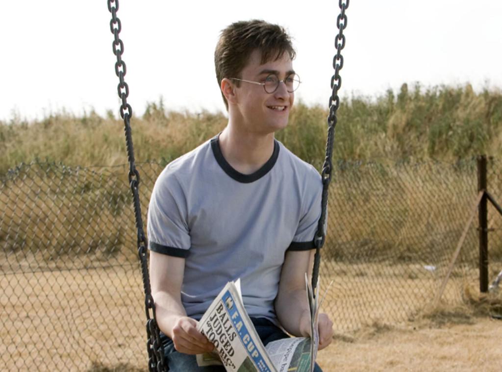 Harry Potter, Dirty Joke