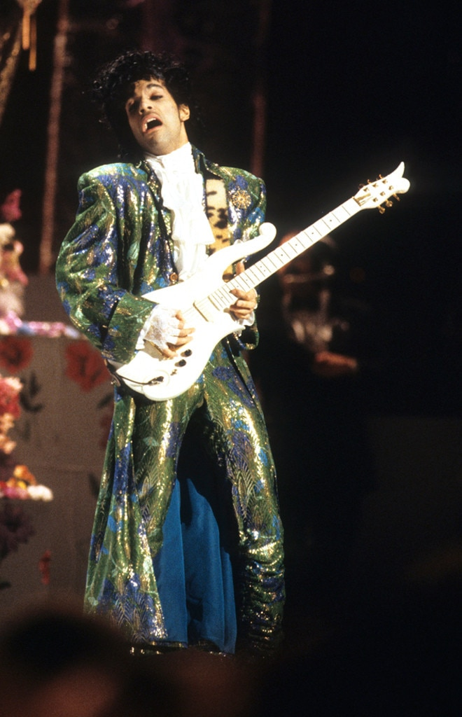 Prince, AMA Performances