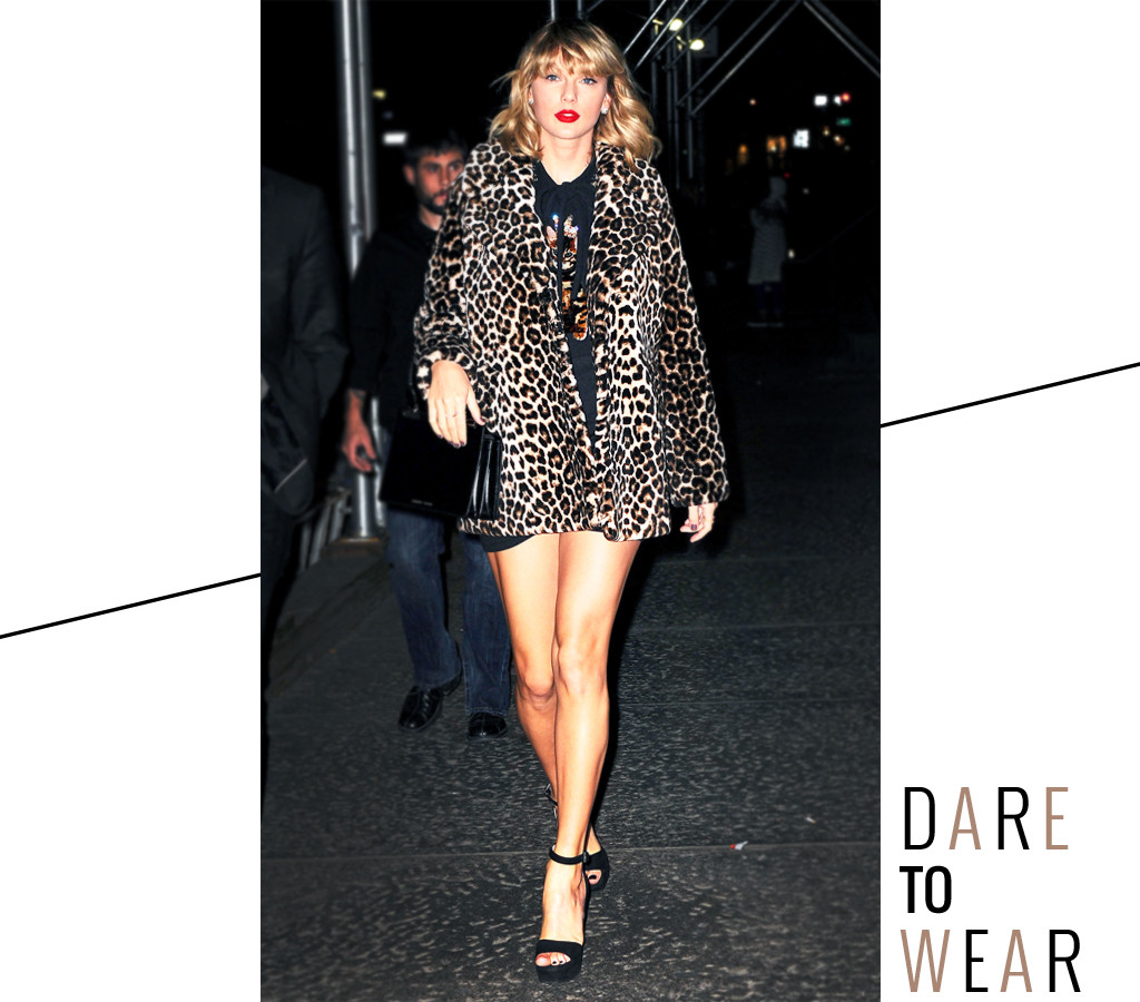ESC: Taylor Swift, Dare to Wear