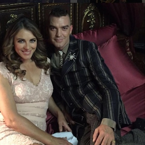 Jake Maskable, Elizabeth Hurley, The Royals, BTS