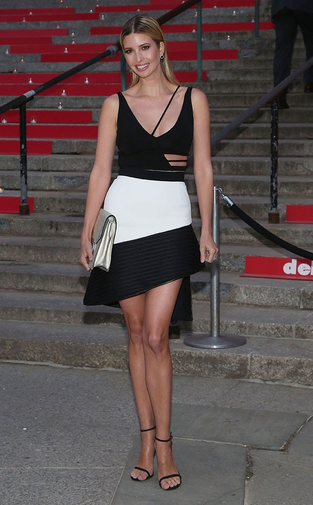 Ivanka Trump, Vanity Fair, Tribeca Film Festival Party