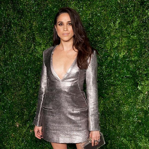 Silver Siren From Meghan Markle's Best Looks