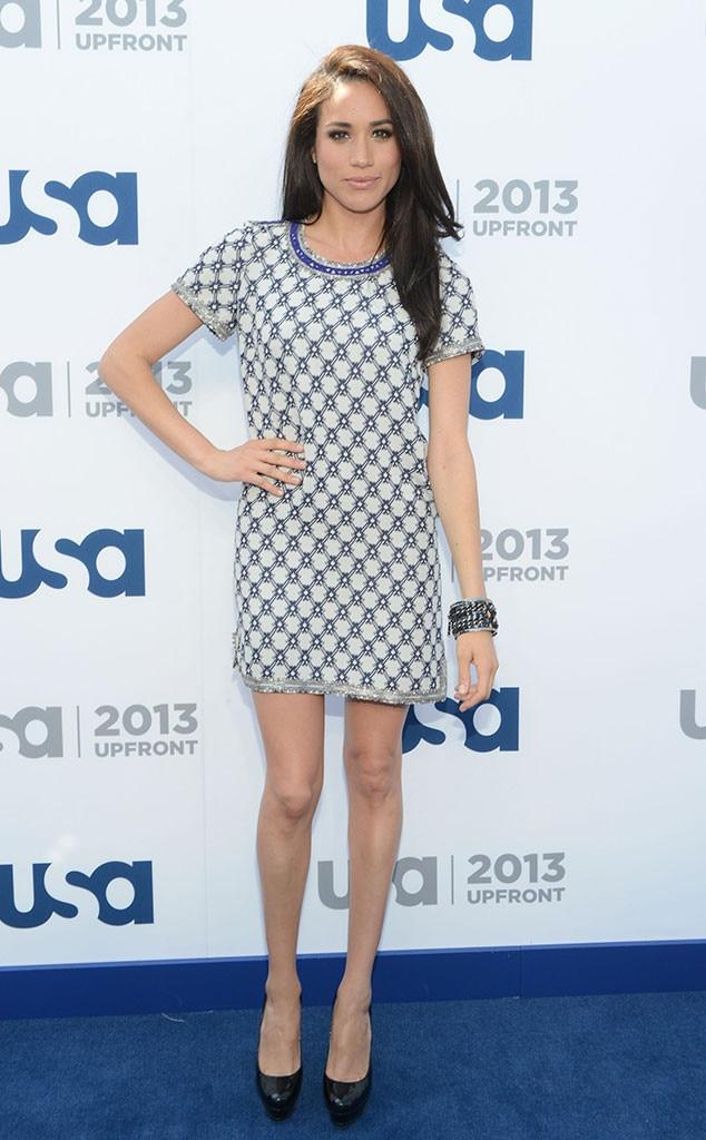 Meghan Markle, USA Network 2013 Upfront Event, Best Looks