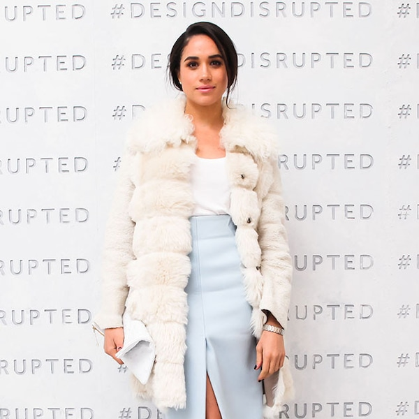 Fashionable And Fierce From Meghan Markle's Best Looks