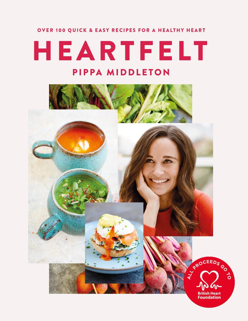 Pippa Middleton, Celebrity Cookbooks