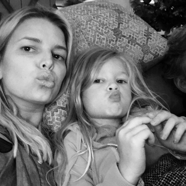 Jessica Simpson, Maxwell Drew, Ace Knute, Jagger