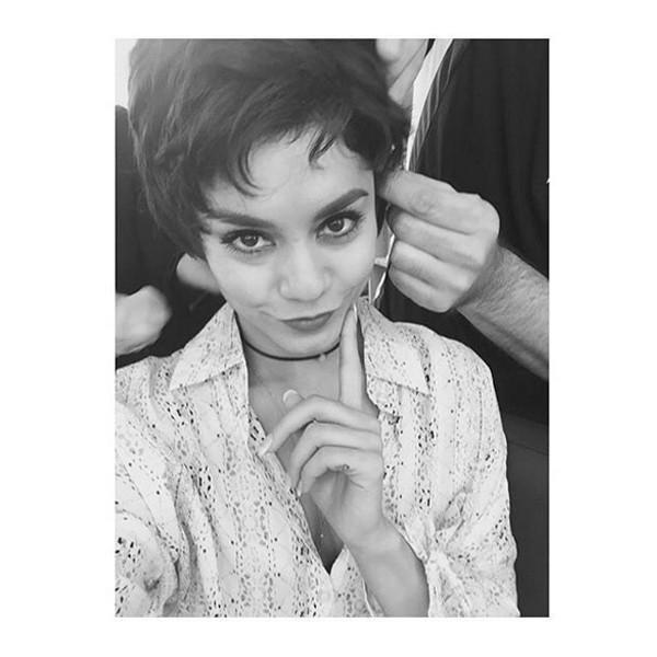 Vanessa Hudgens, Instagram