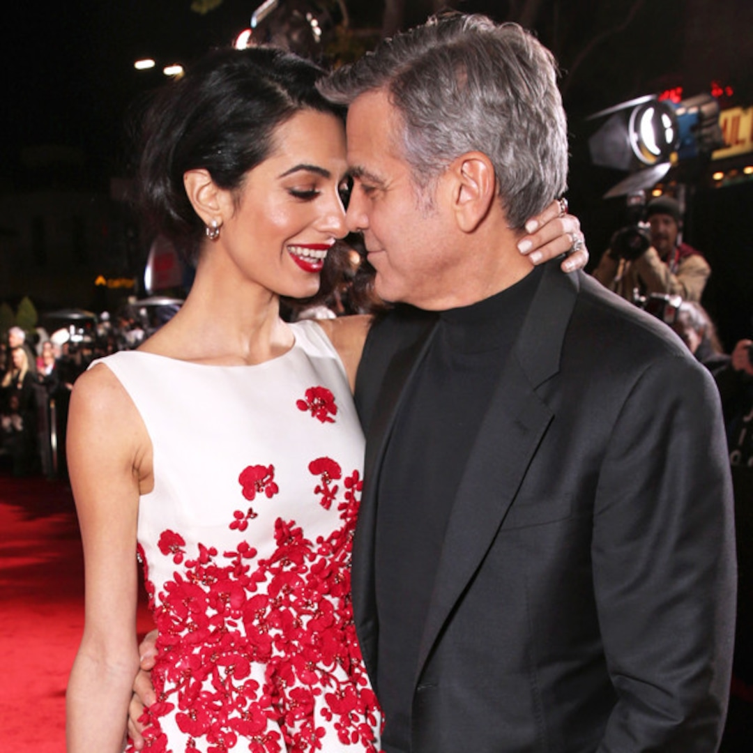 Here's How George Clooney And Amal Clooney Make Their Long