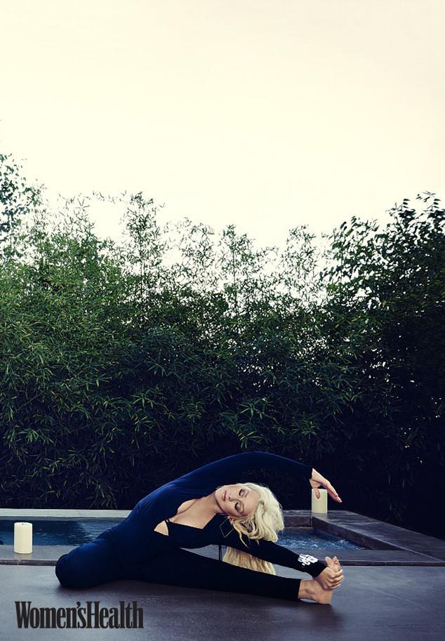 Christina Aguilera, Women's Health