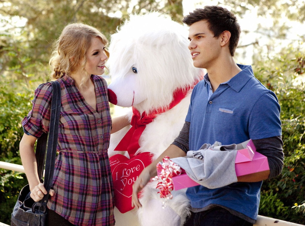 Taylor Swift, Taylor Lautner, Valentine's Day