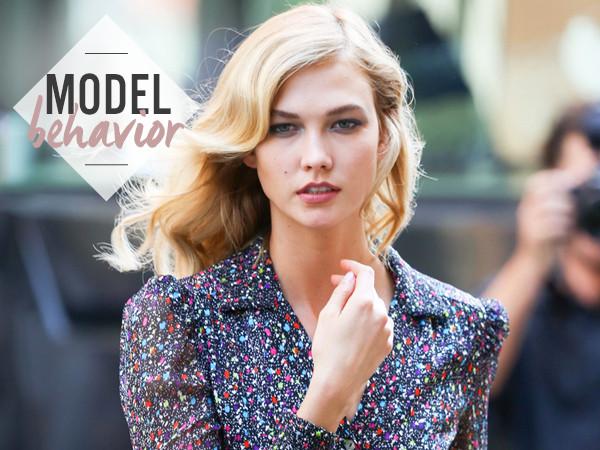 NYFW, Model Behavior Karlie Kloss