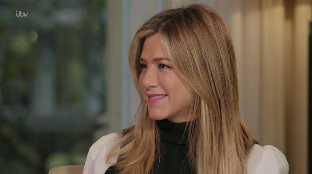 Jennifer Aniston quote on motherhood