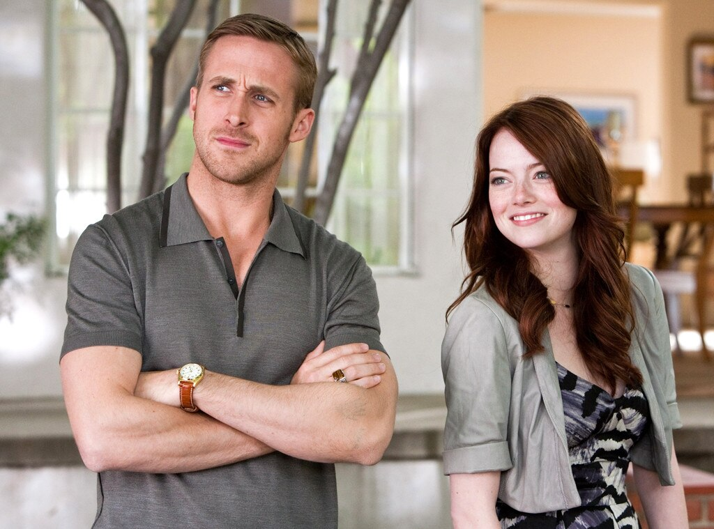 "Greatest Gift -  ""Emma Stone is just, like, constantly opening Christmas presents,"" Gosling  revealed  during an interview about 2011's  Crazy, Stupid, Love . ""There's nobody like her. As soon as she signed on to the film, I knew it was going to be good."""