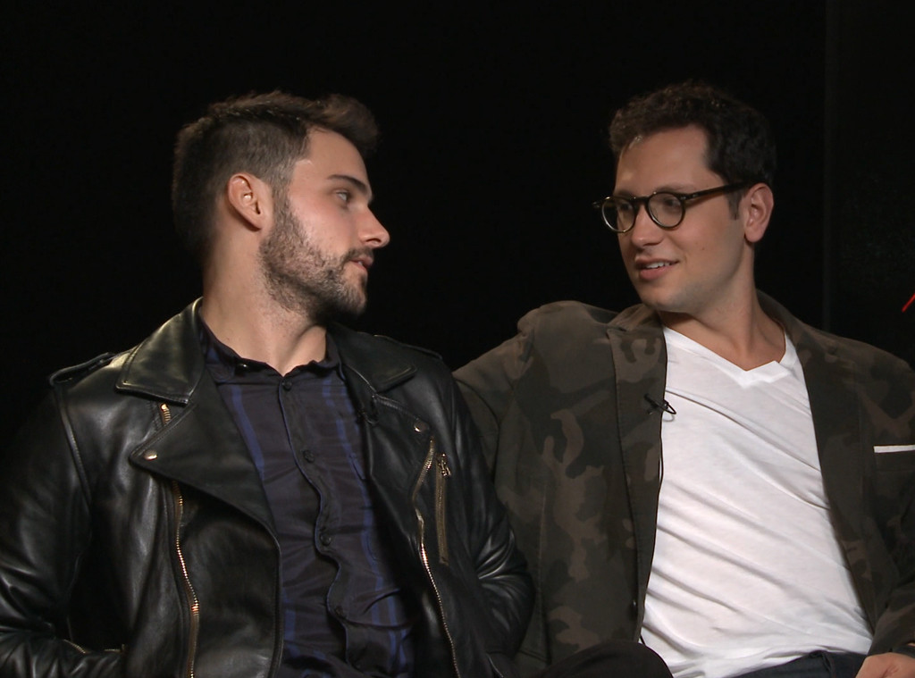 Jack Falahee, Matt McGorry