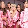 Lady Gaga, Alessandra Ambrosio, Victoria's Secret Fashion Show