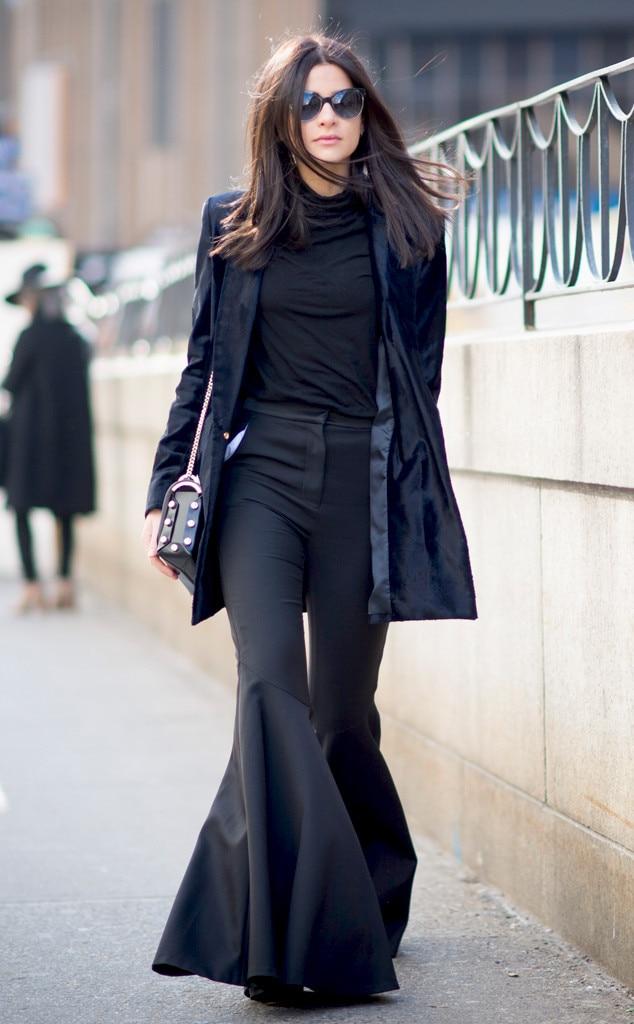 Street Style, New York fashion Week Fall 2016