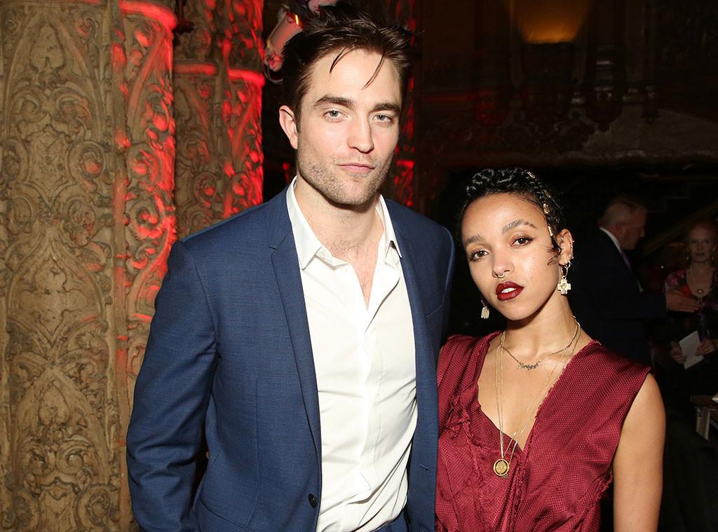 Robert Pattinson, FKA Twigs, LA Dance Project Gala
