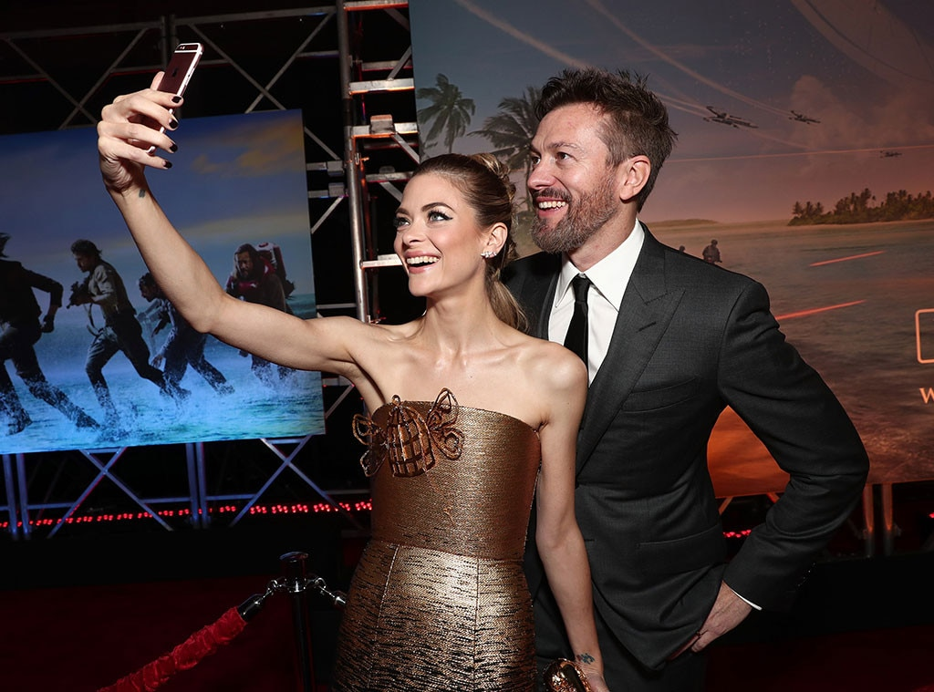 Rogue One Premiere, Jamie King, Kyle Newman