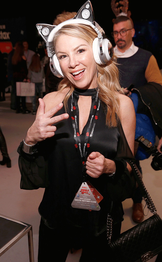 Ramona Singer, Jingle Ball 2016