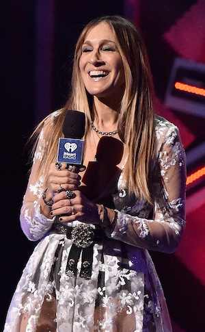 Sarah Jessica Parker, Jingle Ball 2016