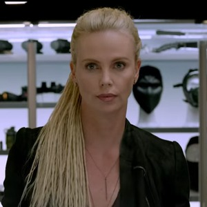 Charlize Theron, The Fate of the Furious, Fast & Furious 8