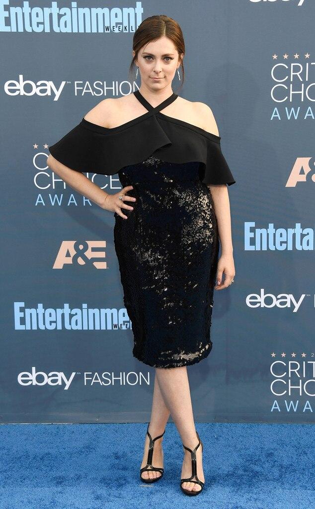 22nd Critics' Choice Awards, Arrivals, Rachel Bloom
