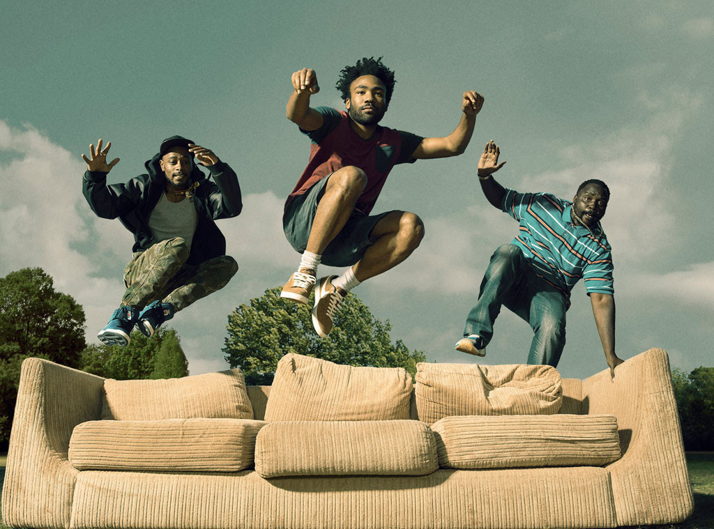 Donald Glover, Lakeith Stanfield, Brian Tyree Henry, Atlanta