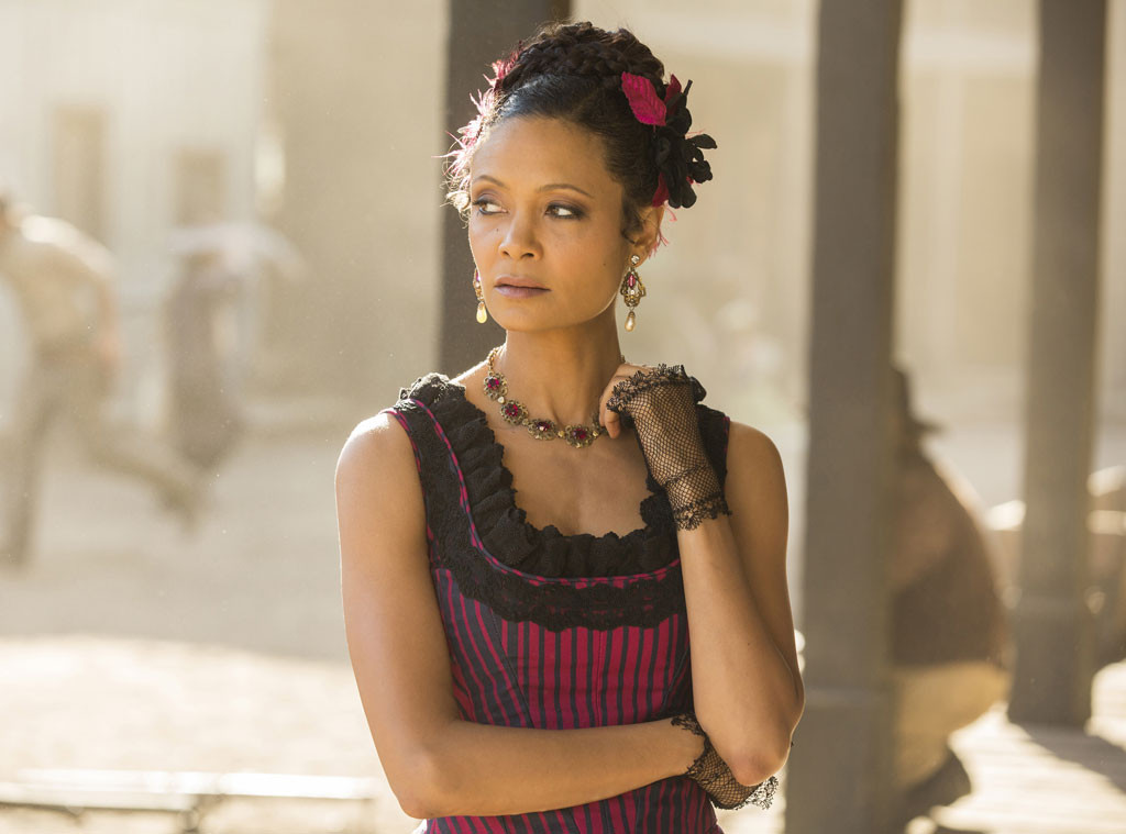 Westworld, Thandie Newton
