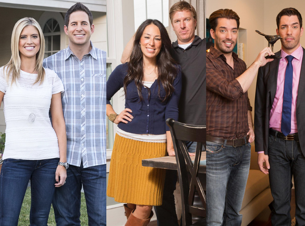 Flip or Flop, Fixer Upper, Property Brothers