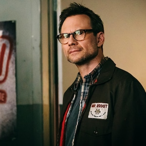 Mr. Robot, Christian Slater