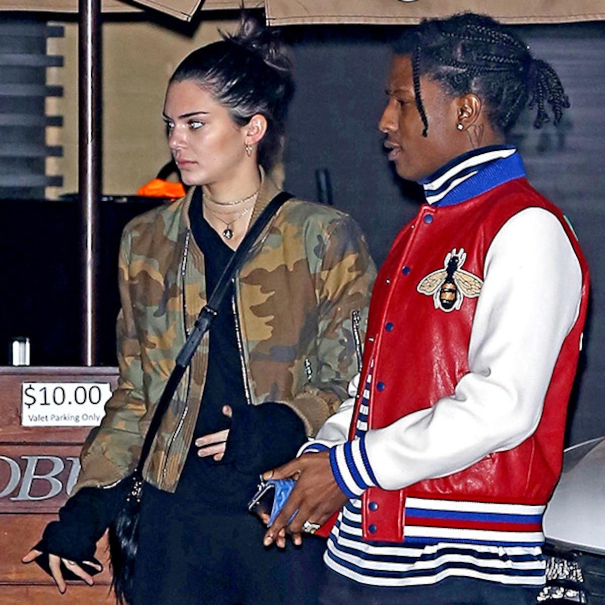 Kylie jenner dating asap rocky