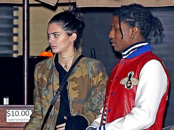 Alles was wir über die Romanze zwischen Kendall Jenner und A$AP Rocky wissen