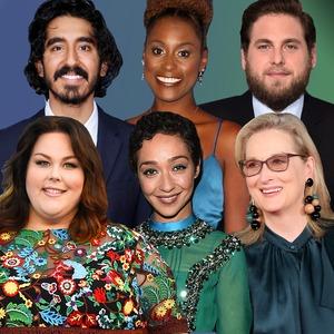 Golden Globes Diversity