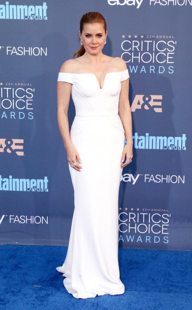 ESC: Critics Choice, Amy Adams