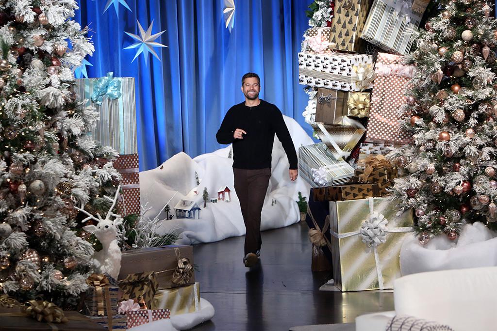 Joshua Jackson, The Ellen DeGeneres Show