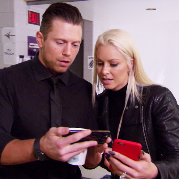 The Miz, Maryse, Total Divas, Total Divas 605