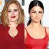 Celeb of the year, Adele, Selena Gomez
